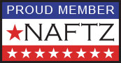 Proud member of NAFTZ