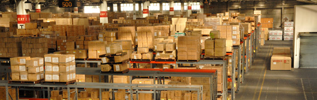 Warehouse Contact