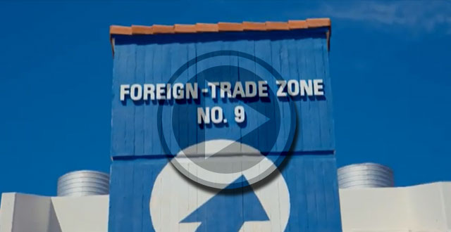 What the Foreign-Trade Zone #9 can do for you.