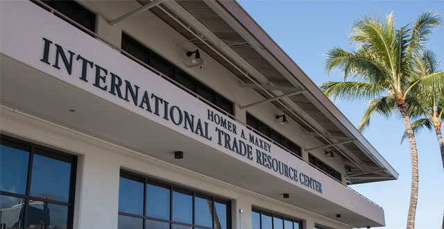 Friday Morning Open House at International Trade Resource Center